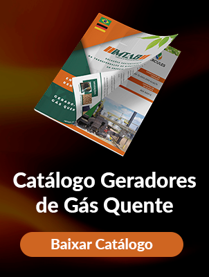 Catálogo Geradores de gás qiemte