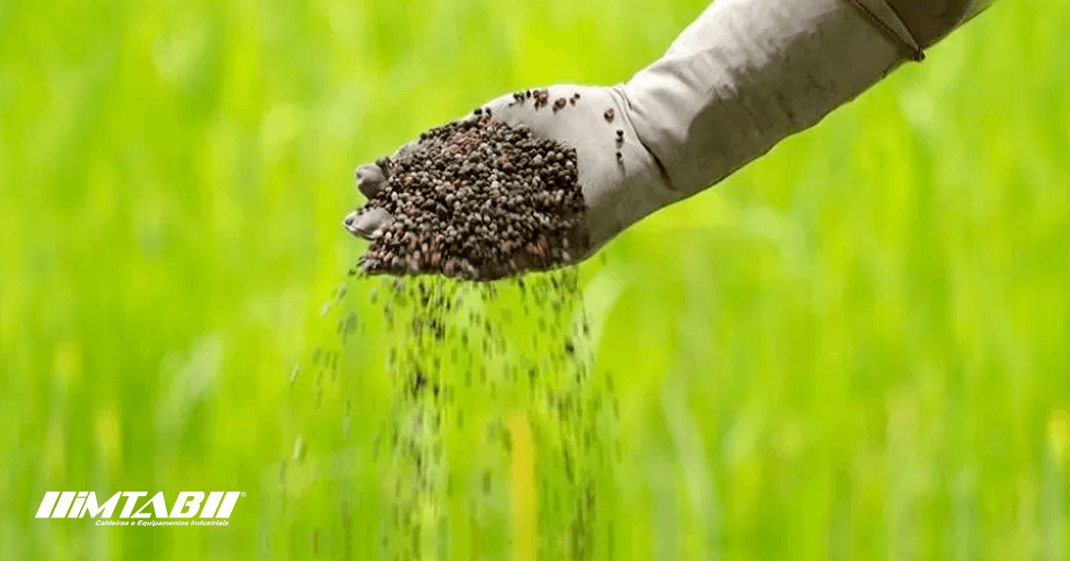 secagem de fertilizantes - como otimizar esse processo
