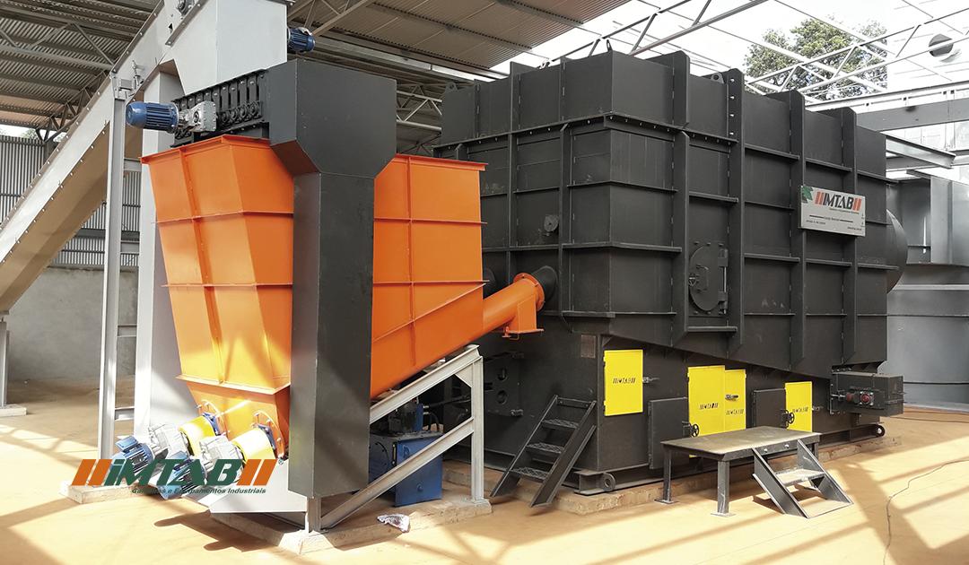 Por que a secagem de areia com fornalha a biomassa é uma ótima opção?