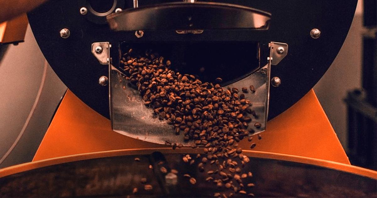 Entenda a aplicação da fornalha na torrefação do café - a imagem contém uma fornalha na torrefação do café